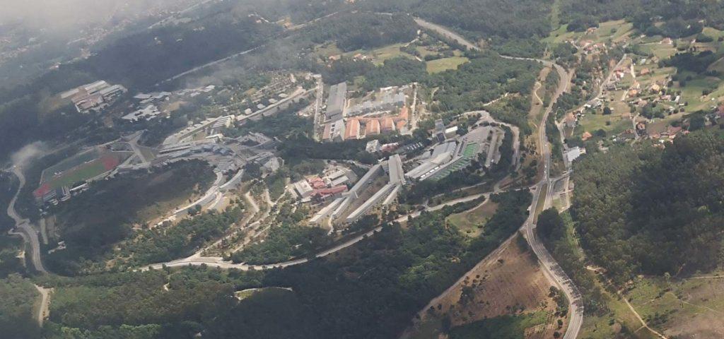 CUVI Campus Universitario de Vigo